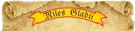Banner Miles Gladii