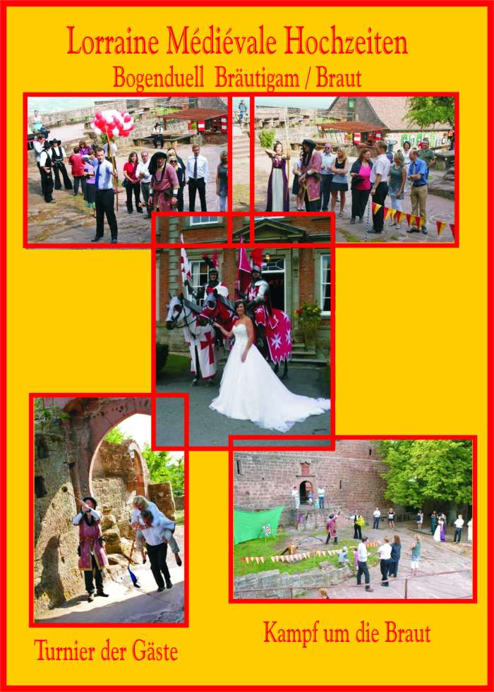 Lorraine Hochzeiten