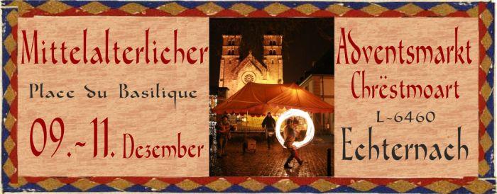 Banner für FB Echternach Weihnacht 2016