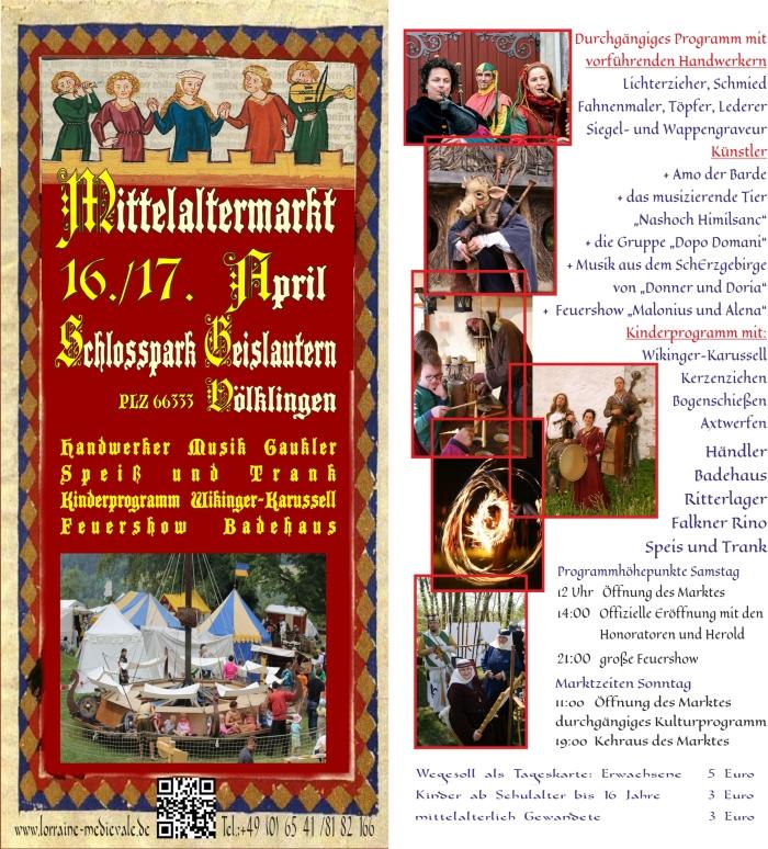 Flyer Geislautern Vorder- u Rückseite 16